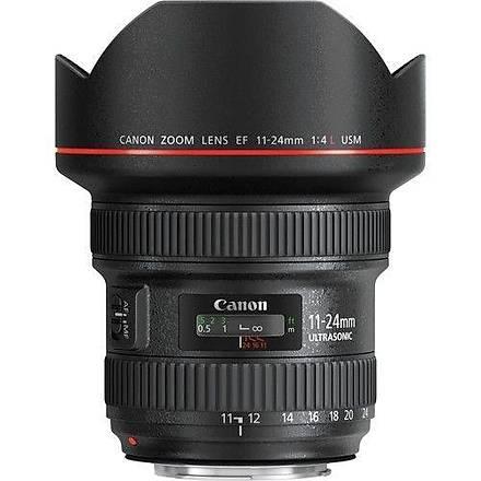 Canon EF 11-24mm f/4L USM Lens Distribütör Garantili