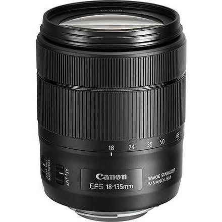 Canon Ef-S 18-135Mm F/3.5-5.6 Nano Is Usm Lens