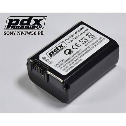 Prodigix Sony Np-Fw50 Kamera Bataryasý