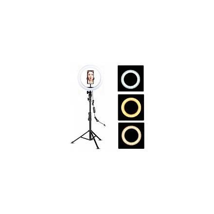 DP Youtube Kuaför Makyaj Vlogger Ring Light LED 10
