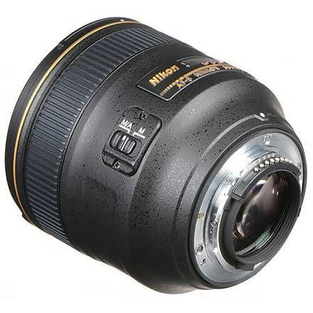 Nikon AF-S 85mm F/1.4G Lens Ýthalatcý Garantili