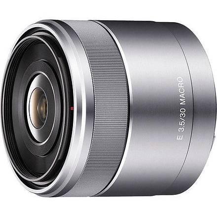 Sony SEL 30mm f/3.5 Macro Lens