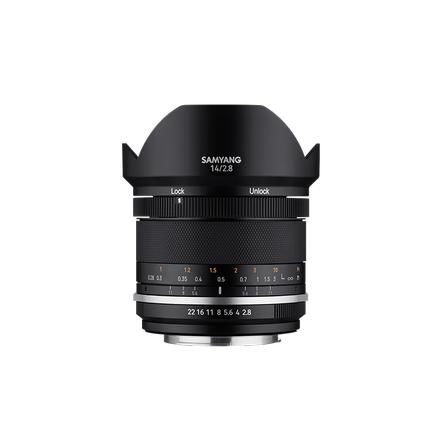Samyang MF 14mm F2.8 MK2 (Canon EF)