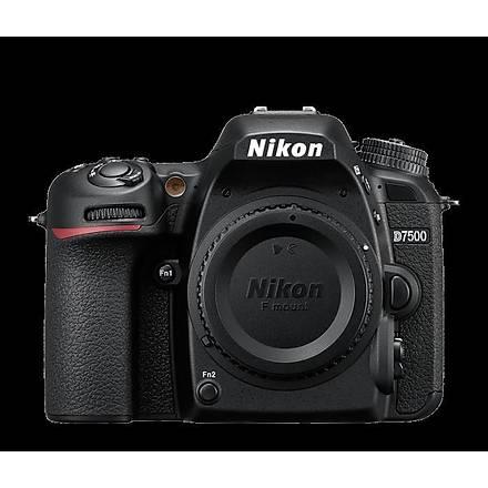 Nikon D7500 Body Distribütör Garantili