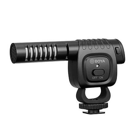 Boya BY-BM3011 Android ve Ýos Telefonlar Ýçin Mikrofon