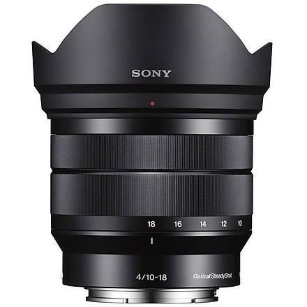 Sony SEL 10-18 F/4 Aynasýz Lens