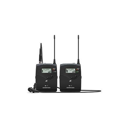 Sennheiser Ew 112P G4 Kamera Tipi Kablosuz Yaka Mikrofonu