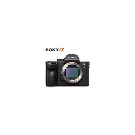 Sony A7 III Body Aynasýz Fotoðraf Makinesi - Ýthalatçý Garantili