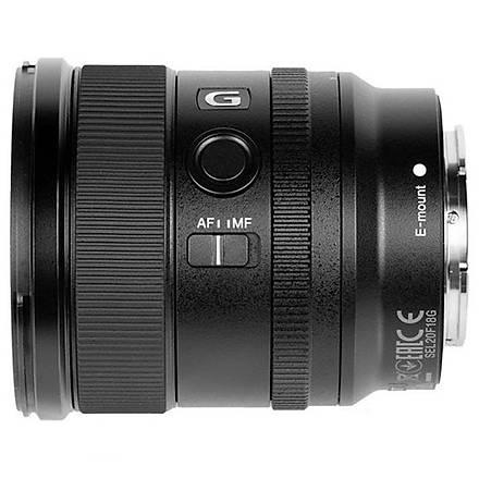 Sony FE 20mm f / 1,8 G