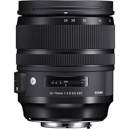 Sigma 24-70mm f/2.8 DG OS HSM   Art - Nikon Uyumlu