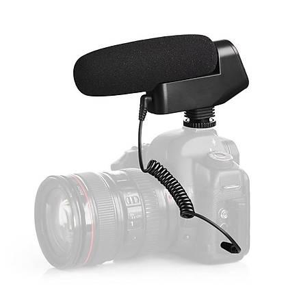 Boya BY-VM600 DSLR Fotoðraf Makinesi Prof. Shotgun Mikrofon