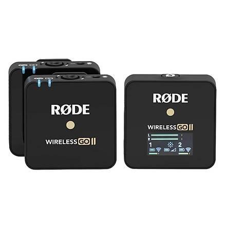 Rode Wireless GO II Kablosuz Mikrofon