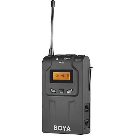 Boya BY-WM6R Kablosuz Mikrofon Alýcýsý