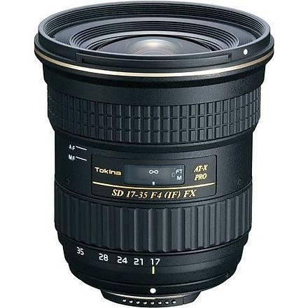 Tokina AT-X 17-35mm f/4 PRO FX Objektif (Nikon)