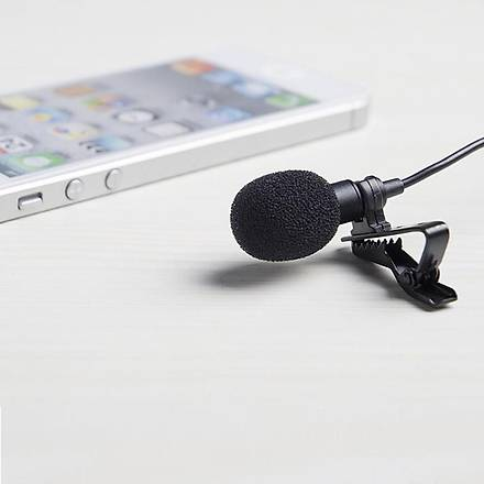 Samsung Note 2 3 4 5 7 8 Ýçin Yaka Mikrofonu Boya BY-LM10