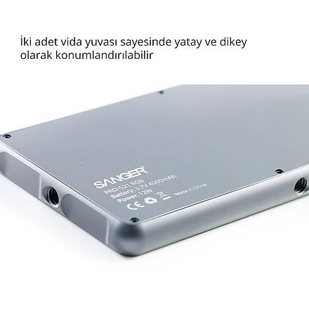 Sanger PRO-S21 RGB Led Video Efekt Iþýðý