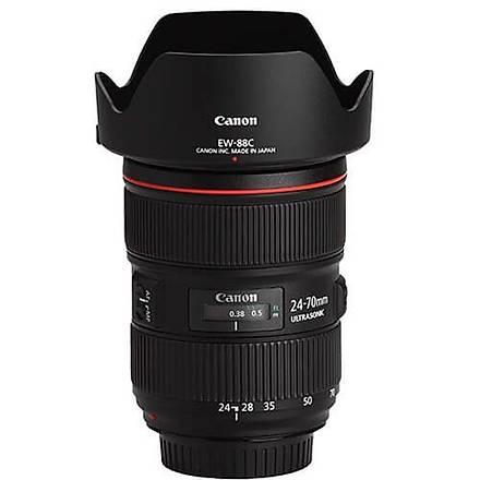 Canon EF 24-70mm F/2.8L II USM Lens Ýthalatcý Garantili