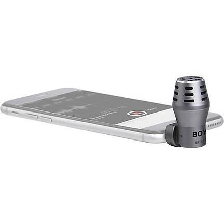 Boya BY-A100 Profesyonel Mini Telefon Mikrofonu