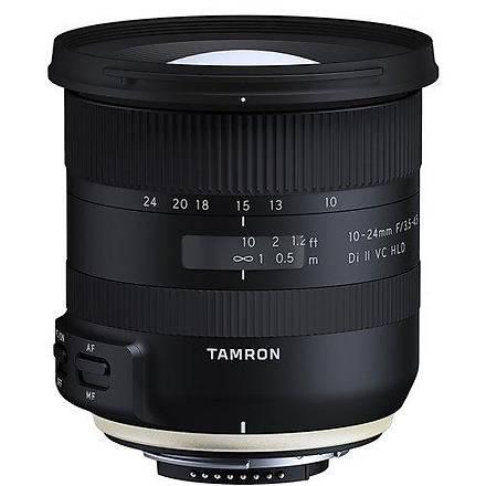 Tamron 10-24mm F/3.5-4.5 Di II VC HLD (IF) Canon Ýçin