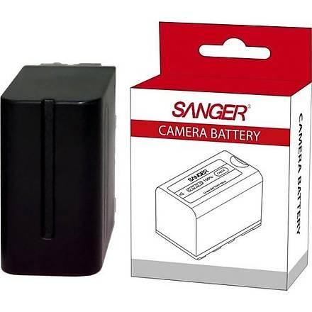Sanger NP-F970D Kamera ve Led Batarya (7500mAh)