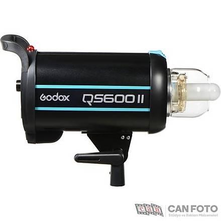 Godox QS600II W/S Pro 3'lü Paraflaþ Set