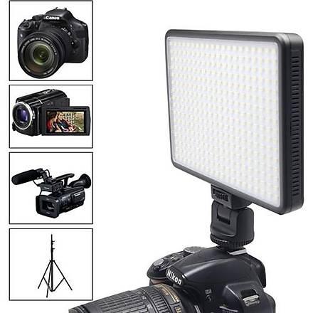 Deyatech Pdx 320 Led Video Kamera iþiði Led iþik Sony,Panasonic,Jvc Ve Tüm