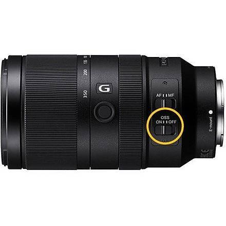 Sony E 70-350mm f/4.5-6.3 G OSS Lens