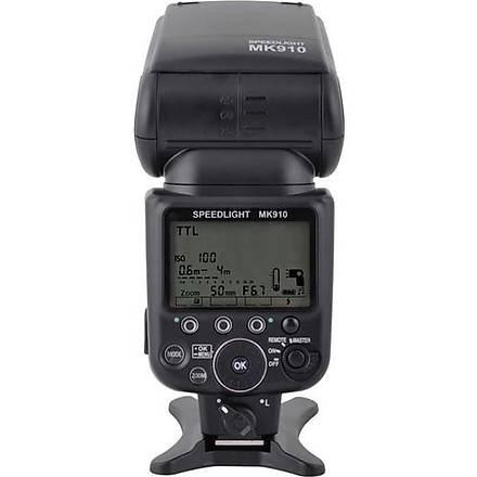 Meike Nikon Ýçin Mk910 Hss Ý-Ttl Speedlite Flaþ