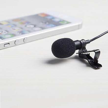 Sony Telefon Ýçin Boya BY-LM10 Yaka Mikrofonu