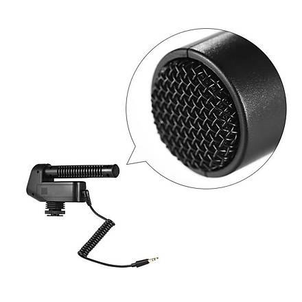 Boya BY-VM600 Ses Kayýt CÝhazý Ýçin Prof. Shotgun Mikrofon