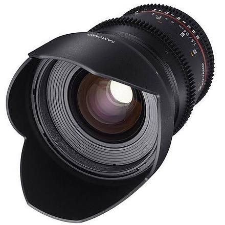 Samyang VDSLR 24mm T1.5 ED AS IF UMC Sony Uyumlu Lens