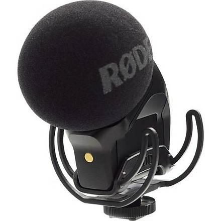 RODE VideoMic Stereo Pro Mikrofon (Rycote)