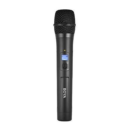 Boya BY-WHM8 Pro Youtuber Vlogger Kablosuz Mikrofon Seti V1