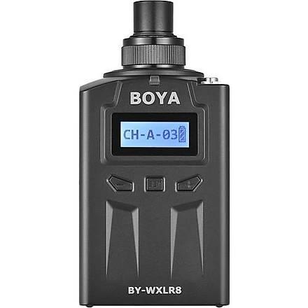 Boya BY-WXLR8 Dinamik Mikrofon Vericisi