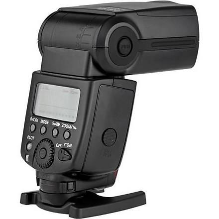 Meike Canon Ýçin Mk600 Hss 1/8000 E-Ttl II Flaþ