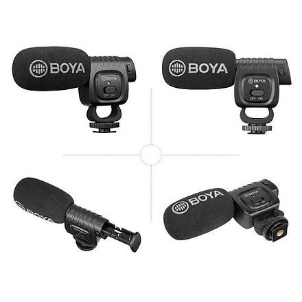 Boya BY-BM3011 Nokia Htc Lenovo Huawei Ýçin Mikrofon
