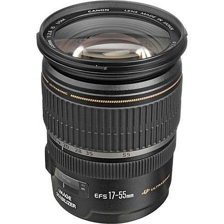 Canon EF-S 17-55mm f/2.8 IS USM Lens Distribütör Garantili