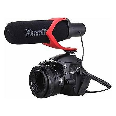 Comica CVM-V30 Pro Kablolu Shotgun Mikrofonu