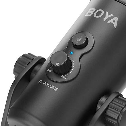 Boya BY-PM700 USB Canlý Yayýn Mikrofonu