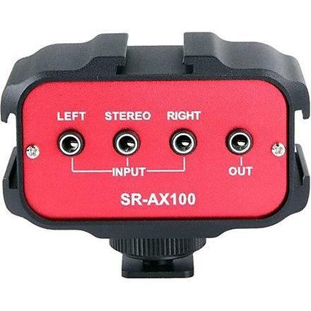 Saramonic SR-AX100 Ses Adaptörü