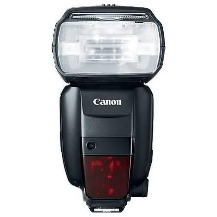 Canon Speedlite 600EX-RT Tepe Flaþ