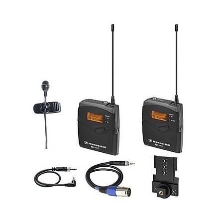 Sennheiser Ew112p G4 Yaka Tipi Telsiz Kamera Mikrofonu