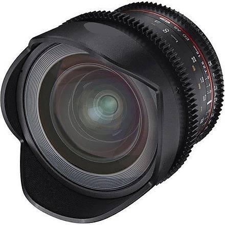 Samyang 16mm T2.6 Full Frame Cine DS Lens (Sony E Mount)