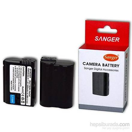 Nikon En-El15 Enel15 Sanger Batarya Pil
