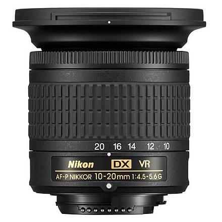 Nikon 10-20mm f/4.5-5.6G VR Lens
