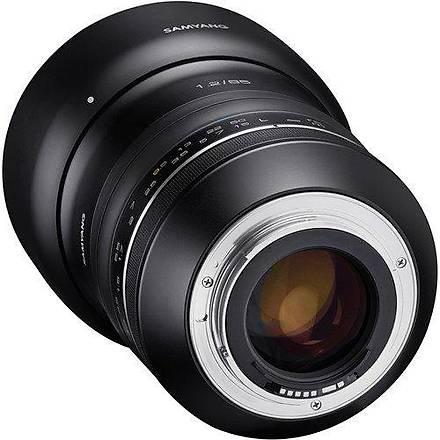 Samyang XP 85mm f/1.2 Lens