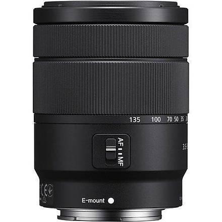 Sony E 18-135mm f / 3.5-5.6 OSS