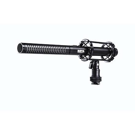 Canon Ýçin Boya BY-PVM1000 Profesyonel Shotgun Mikrofon