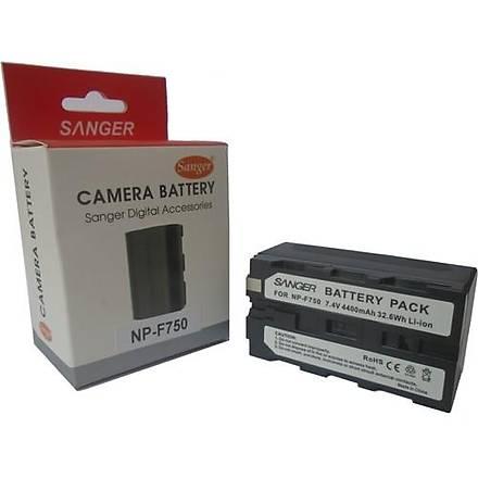 Sanger NP-F570 Kamera Bataryasý, F550, F570 , Sony Kamera Bataryasý, Kamera Iþýk Bataryasý, 6 Led Iþýk Bataryasý