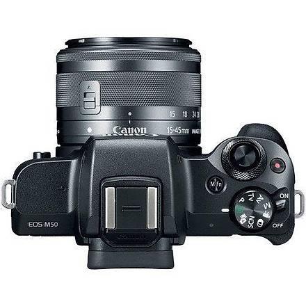 Canon EOS M50 15-45mm Vlogger Kit